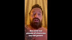 Francesco Facchinetti aggredito da Conor McGregor: il racconto
