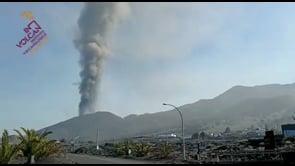 """Eruzione a La Palma, """"siamo in balìa del vulcano"""""""