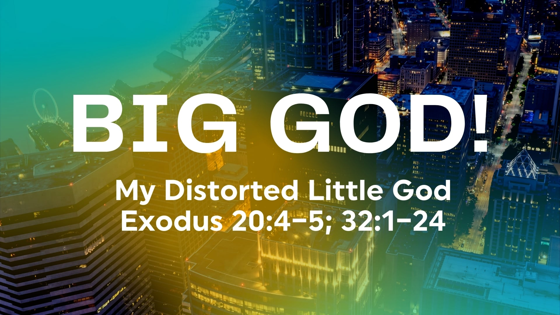 My Distorted Little God - October 17, 2021