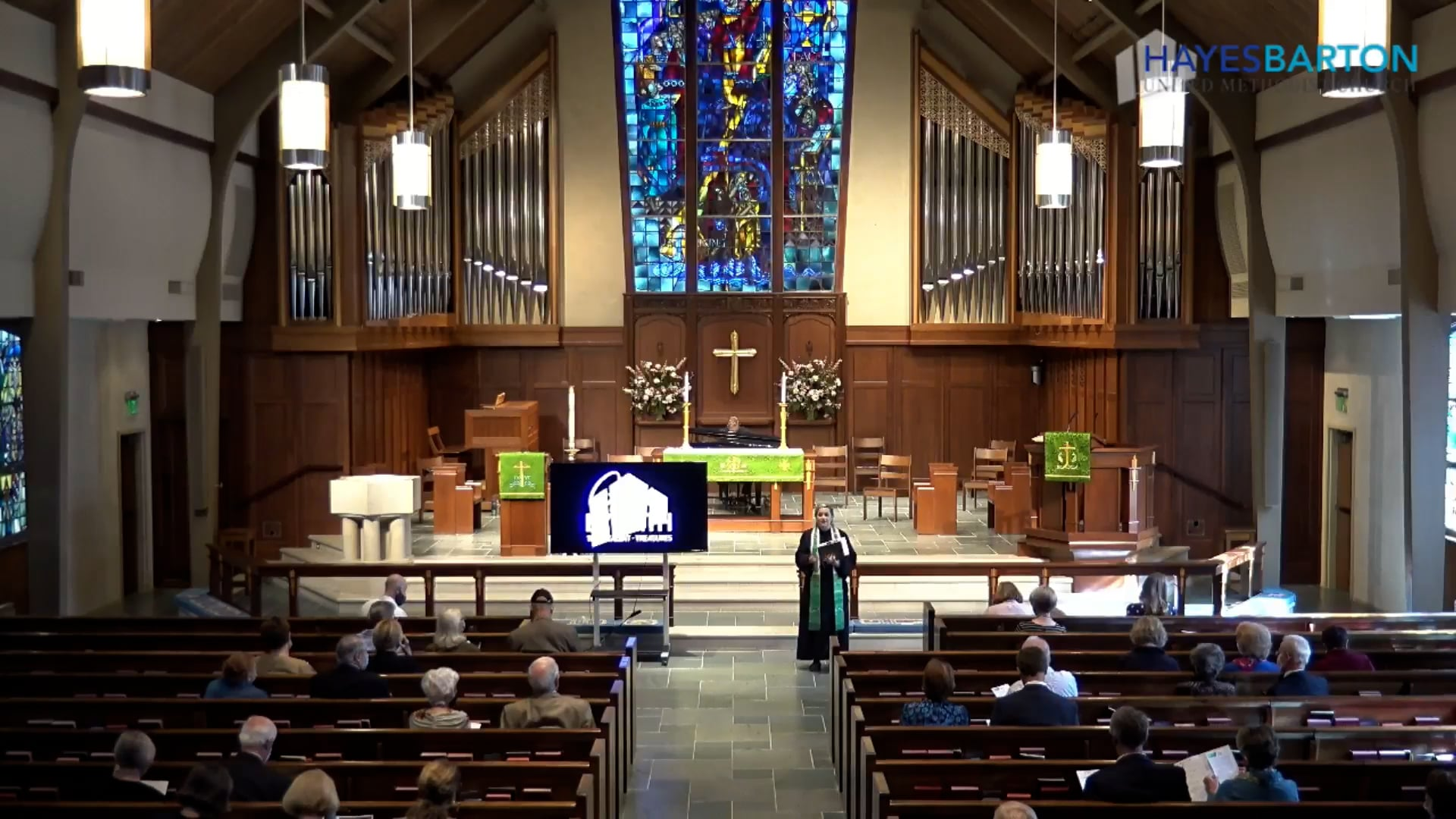 Sanctuary Worship - Octber 17, 2021