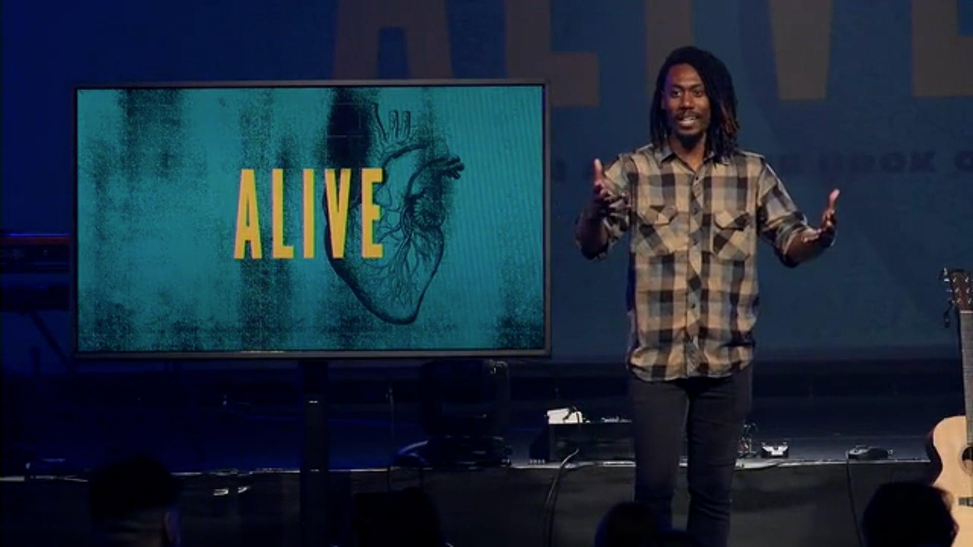 Alive - Week 4