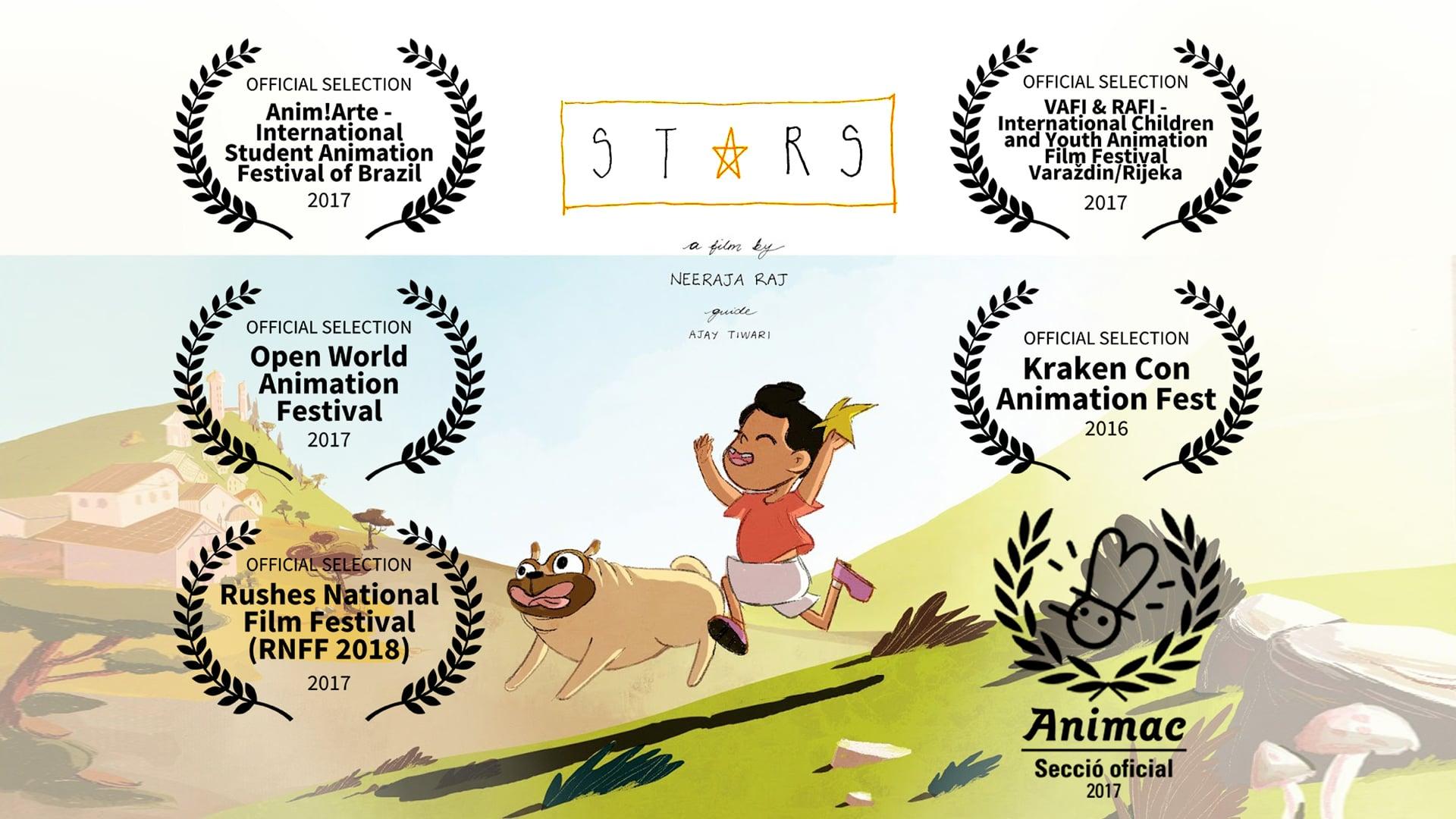 Stars (dir. Neeraja Raj) - NID Animation 2015