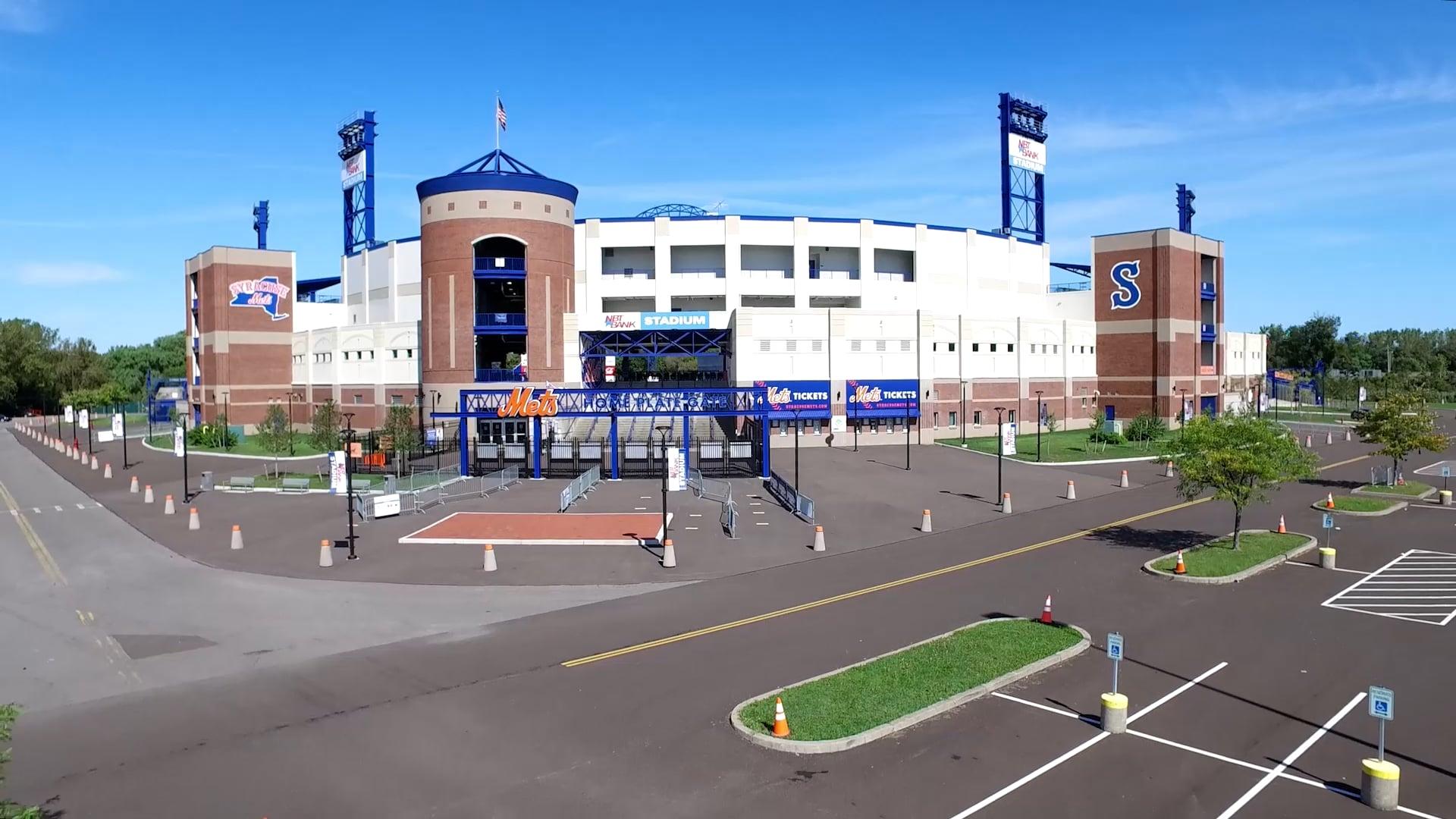 Clark Companies NBT Bank Stadium - Syracuse, NY - 2021