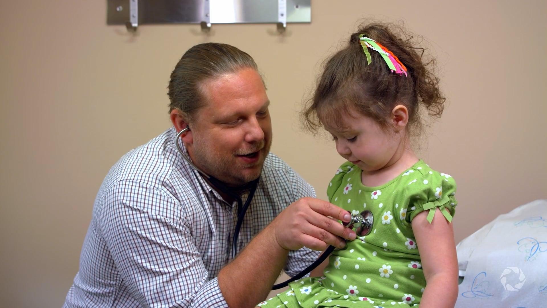 Meet Pediatrician Dr. Brian Proctor