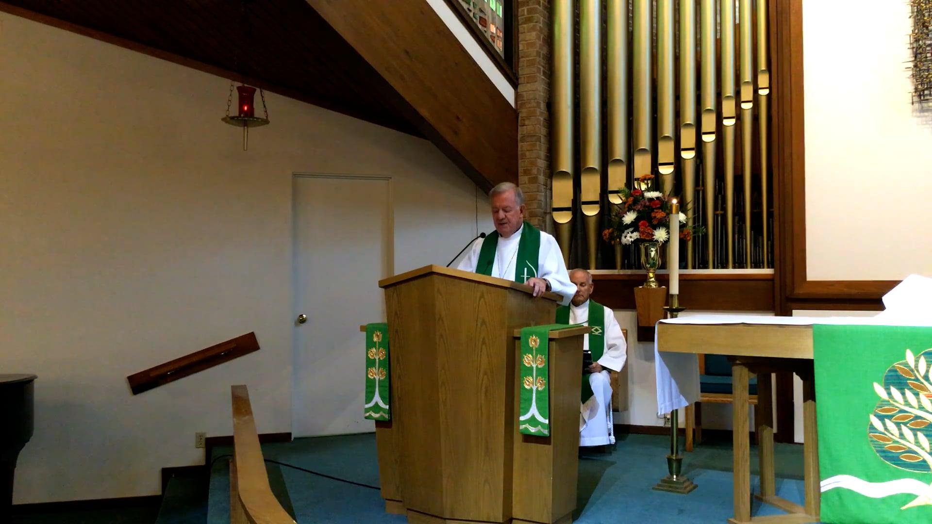 FLC Worship Service, Oct. 17, 2021