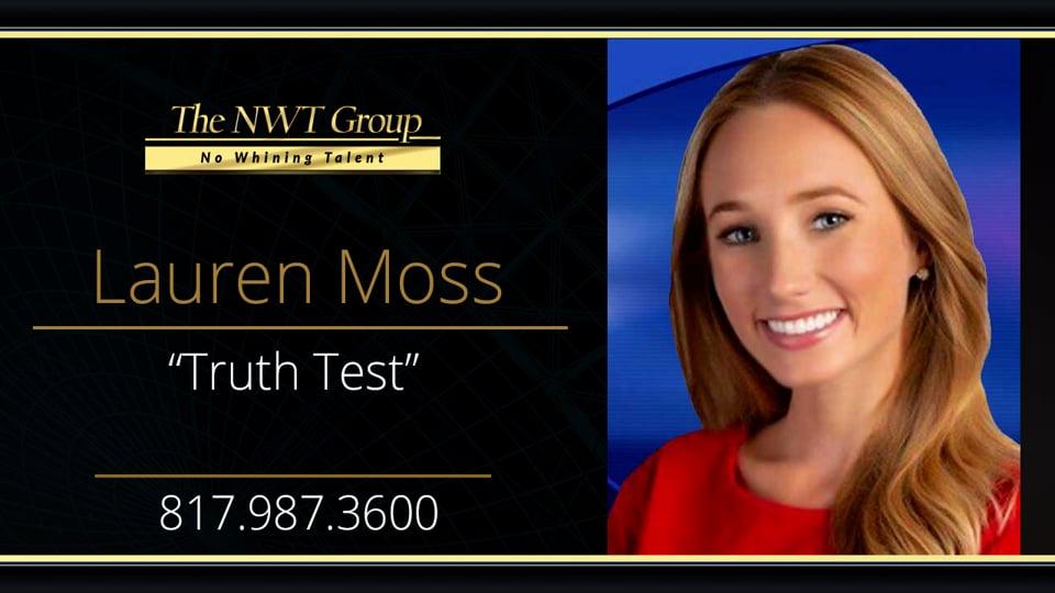 """Truth Test"""