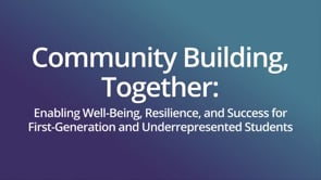 Shift Summit 2021 |  Community Building, Together