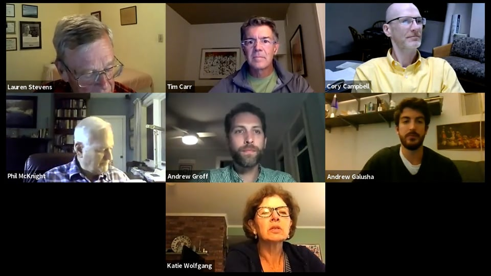 Conservation Commission virtual Meeting – 10.14.21