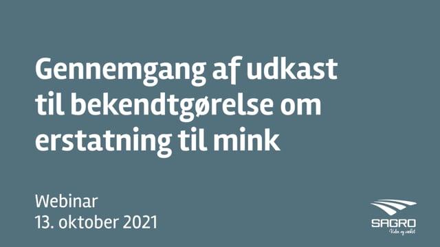 Webinar mink 13.10.2021