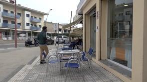 Desavinences per les bonificacions de les ocupacions de via pública