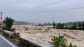 Inondazioni nel Nord/Est dell'India