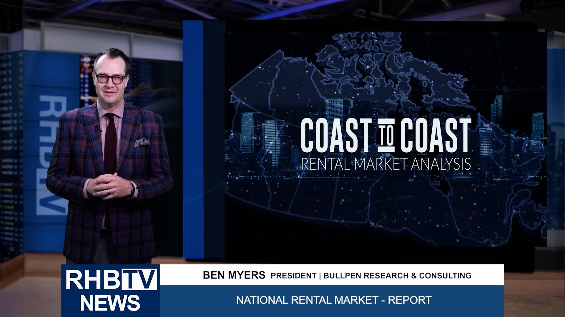 Coast to Coast with Ben Myers - Oct 2021