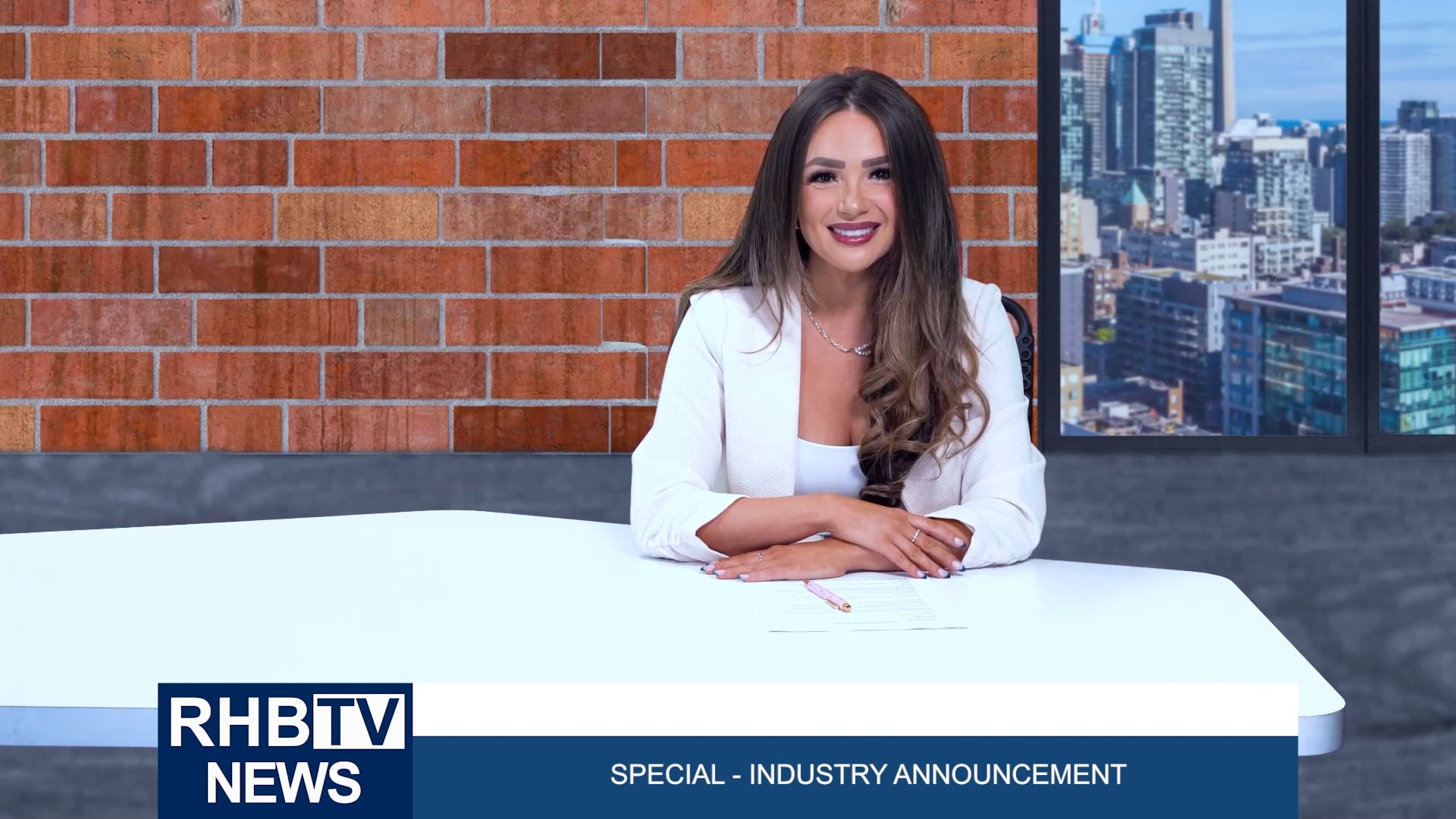 Special Industry Announcement