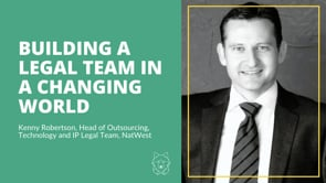 Building a legal team in a changing world: In-house legal team spotlight