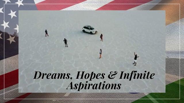 Community and Infinite Aspirations