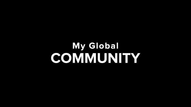 My Global Community