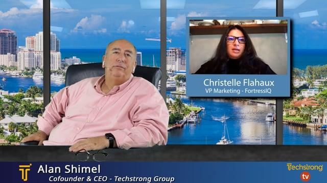 hello, Human - Christelle Flahaux, FortressIQ