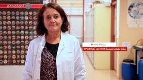 """Zientzialari (162) Mailo Virto: """"Gaztaren mikrobiota aztertzea garrantzitsua da produktua kontsumorako segurua dela bermatzeko"""""""