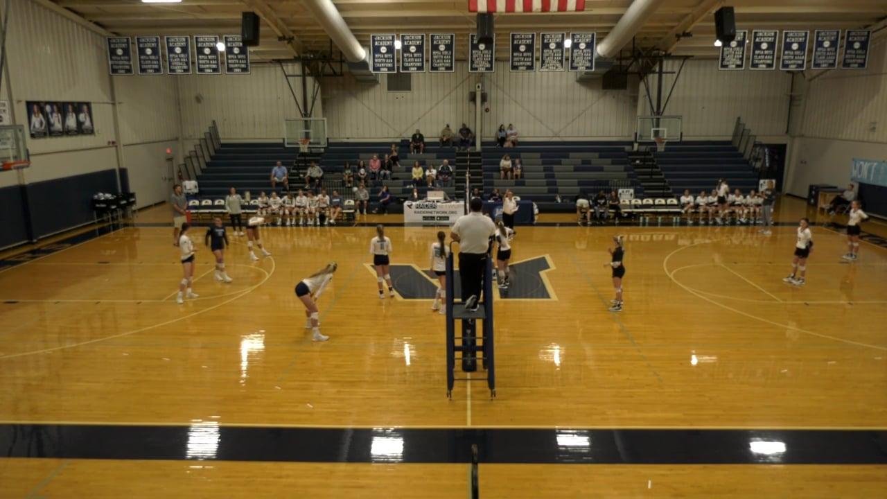 Varsity Volleyball vs St. Marys - 10-09-21