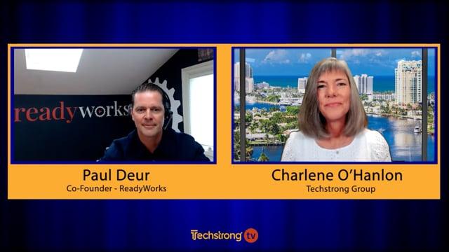 IT Infrastructure - Paul Deur, ReadyWorks