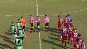 El president del FC l'Escala creu que l'equip no patirà per salvar-se