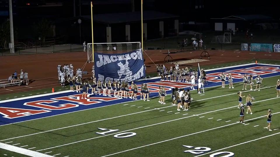 JV Football vs Jackson Prep - 10-14-21