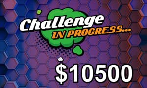 Another Challenge Means Another Chance to Help Us Reach Our Goal