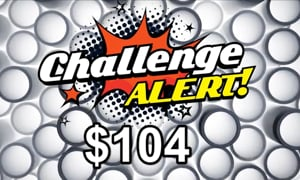 Here is Our Easiest Challenge Yet!