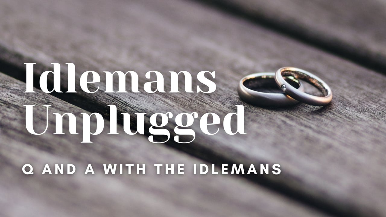 Idleman's Unplugged - Q&A with Shane and Morgan.mp4