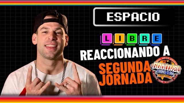 INVERT REACCIONA A LA JORNADA 2 DE GOD LEVEL Grand Slam 2021