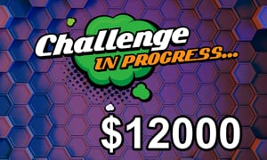 Can You Help Us Reach $12000