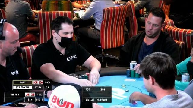 #518: Bart's Loses Big at $50-$100 then Wins Big (Part 1)