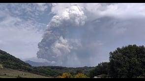 Etna in eruzione: nuovo parossismo in atto