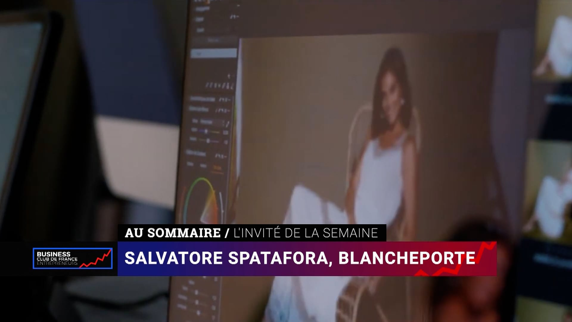 Salvatore Spatafora  - Blanche Porte