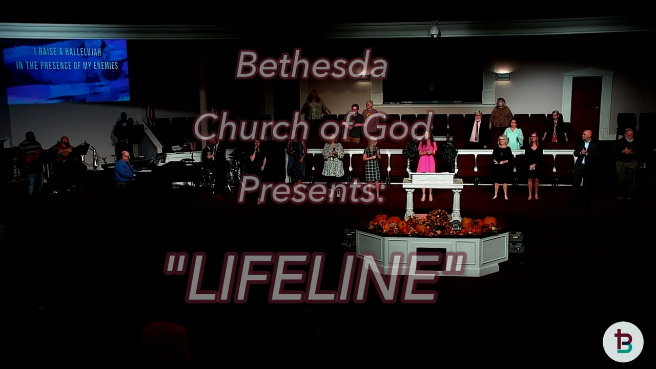 THE POWER OF WORDS:  Bethesda Church of God