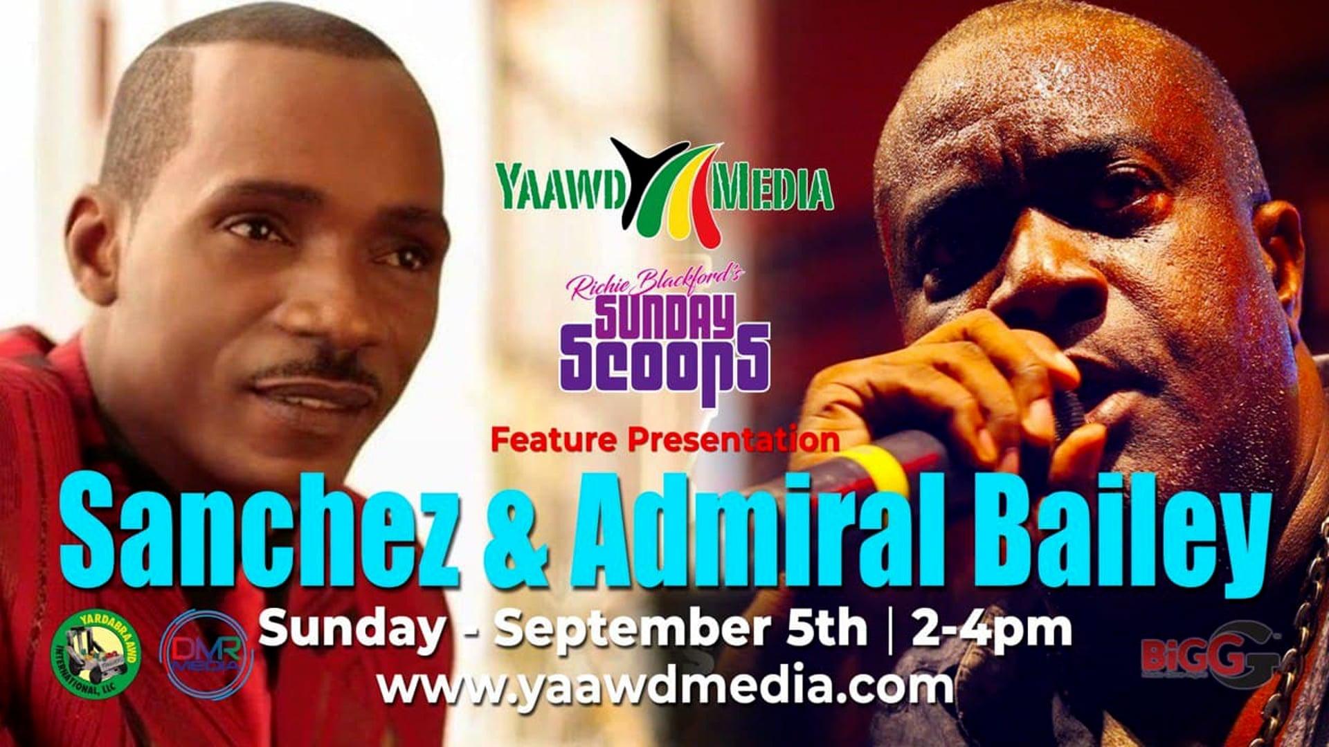 Sunday Scoops - Sanchez meets Admiral Bailey