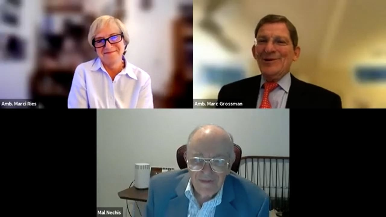 The Future of U.S. State Department with Marc Grossman & Marci Reis