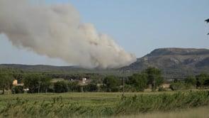 Detingut el presumpte autor dels incendis del Montgrí