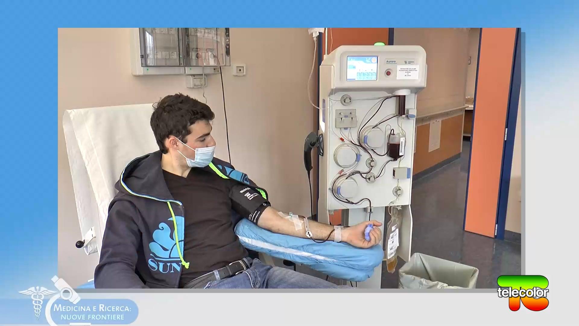 L'efficacia del plasma iperimmune e il ricordo del Dr. De Donno