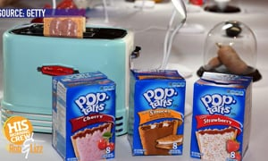 She Sued Poptarts For their Filling!