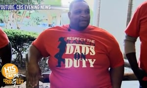 Dads Join Together to Stop Violence