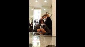 Cambio di look per Tamberi: sui social il nuovo taglio di capelli