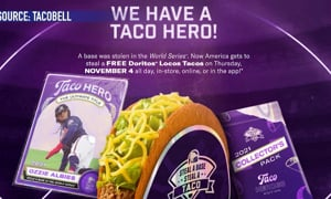 Thanks to Ozzie Albies We Get Free Tacos