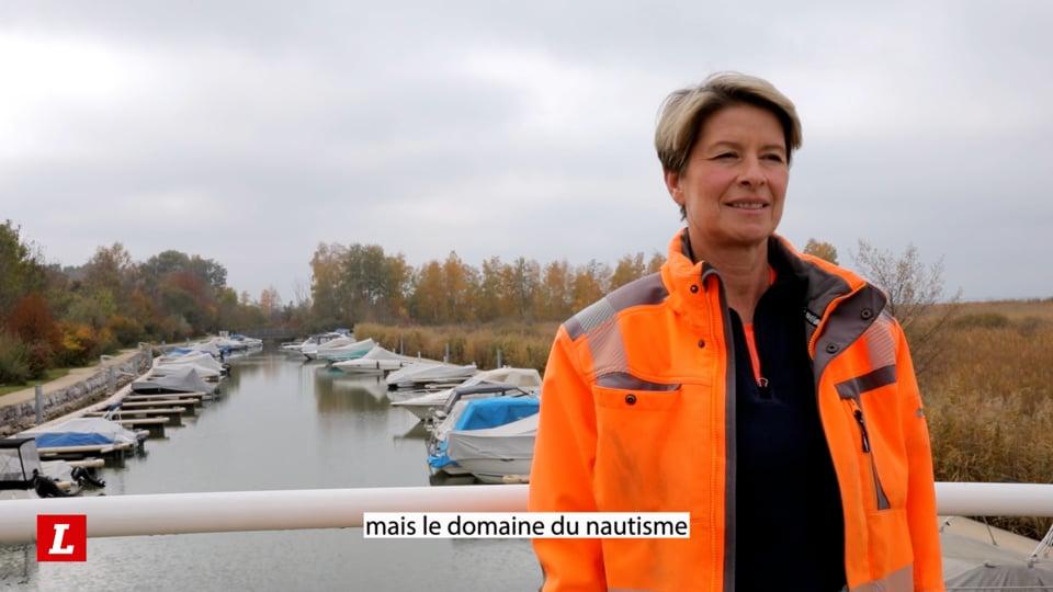 Nathalie Weyermann - garde-port