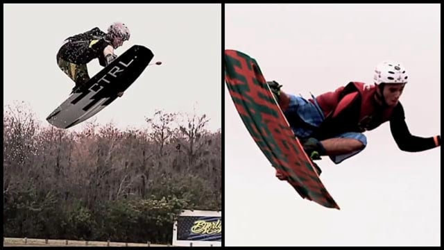 Marc Shuster and Lewis Cornwall from WakeWorld