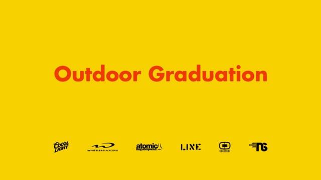 Outdoor Graduation from Voleurz