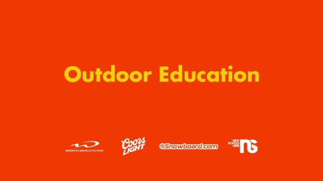 Voleurz Outdoor Education from Voleurz