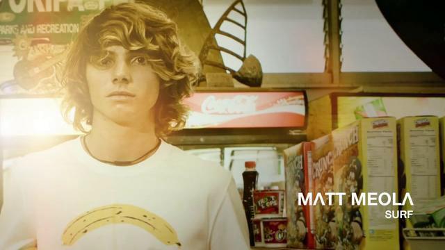 OXBOW TEAM PROGRESSION: MATT MEOLA