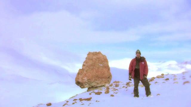 Sampling Ancient Plant Spores & Pollen - Antarctica Video Report #8