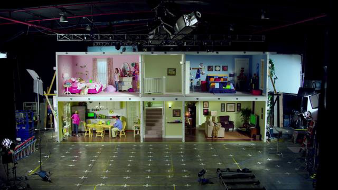 """Cable ONE """"Dollhouse"""" Visual Effects and 3D Breakdown"""
